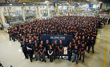 Bosch Thermotechnology S Portugal Plant Reaches Production